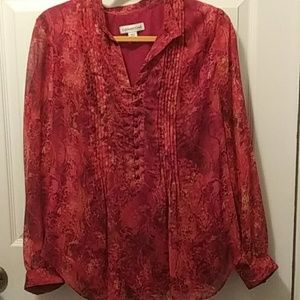 Coldwater Creek blouse